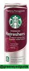 Starbucks Refreshers GreenEyedGuide