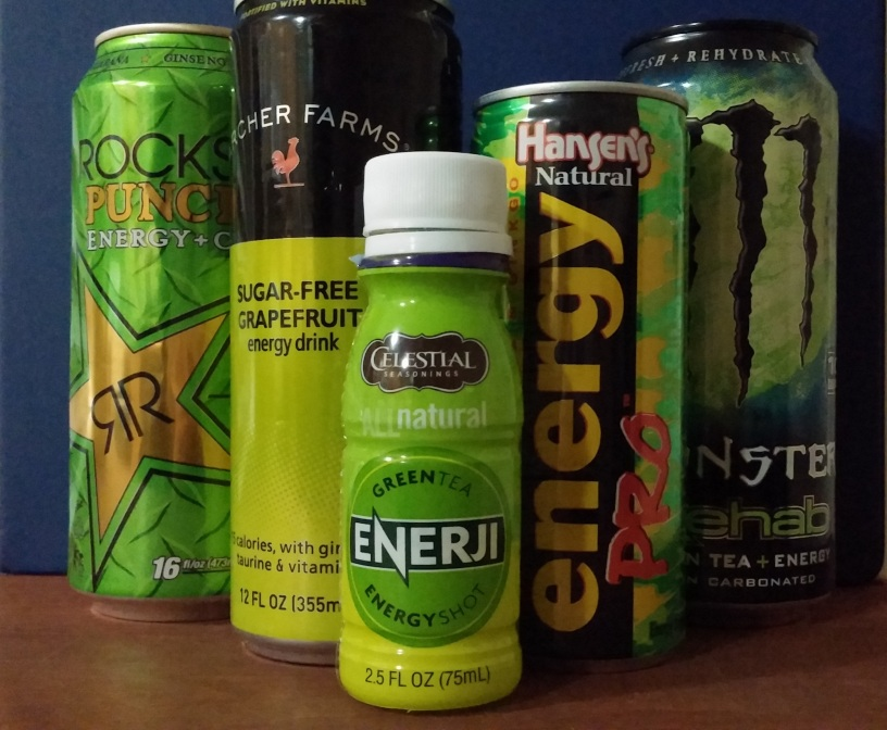 Energy Drinks GreenEyedGuide
