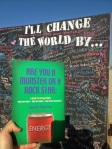 Changing the World 1 book at a time