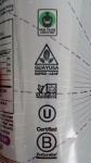 Runa Clean Energy Label Kosher Non-GMO Organic Fair Trade
