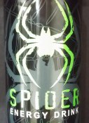 Spider Energy Mimic - Energy Drink of the Month June 2015