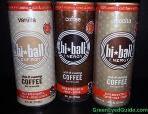 HiBalll Energy Coffee