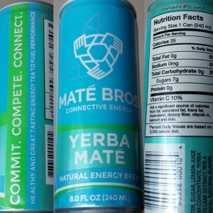 Mate Bros Yerba Mate