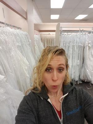 so many dresses