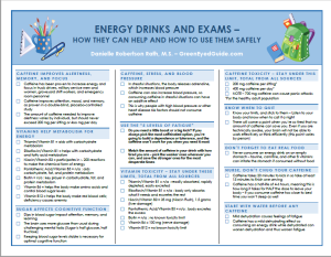 energy-drinks-and-exams-flyer-handout