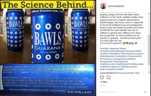 bawls guarana energy